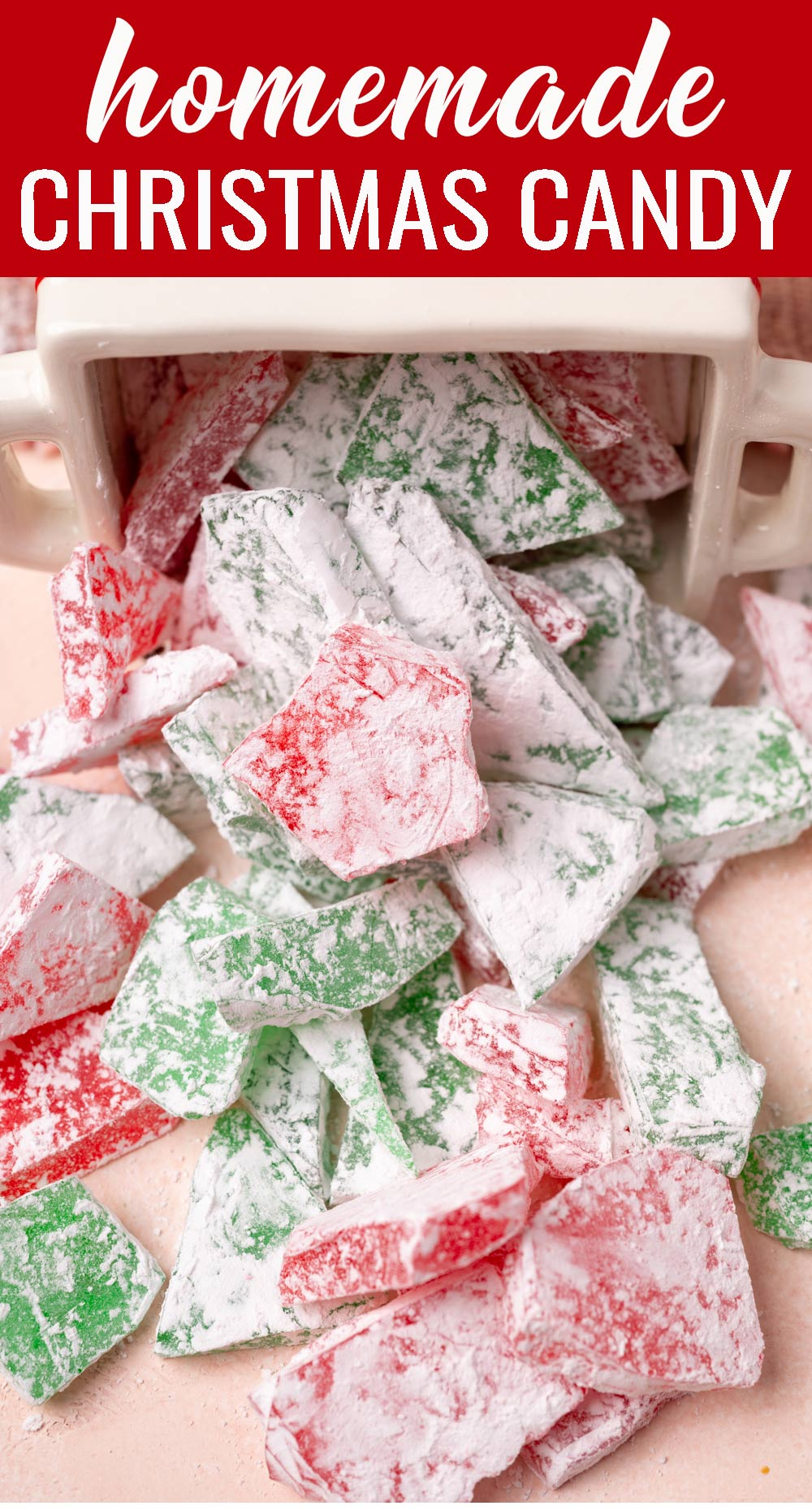 Remember this vintage candy recipe from your childhood? Hard Tack Candy is easier than you think! Make for any holiday. via @tastesoflizzyt