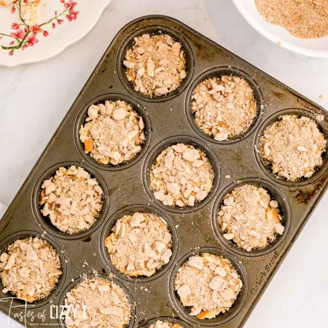unbaked french toast muffins