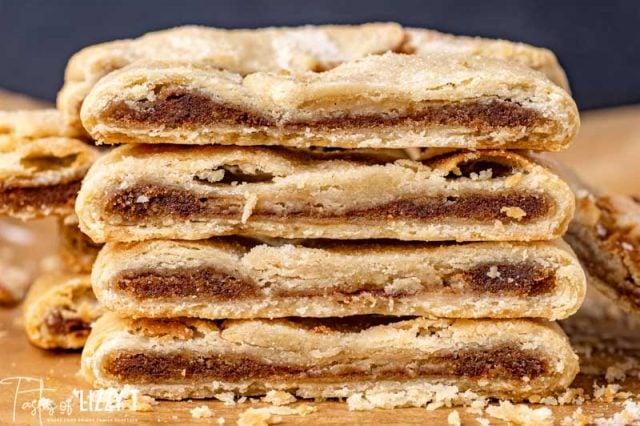 cinnamon sugar pie crust pastry